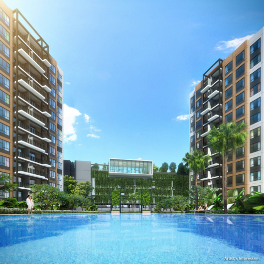 Brownstone EC T.O.P. 2018, Brownstone EC near MRT station, Sembawang EC developer's unit for sale