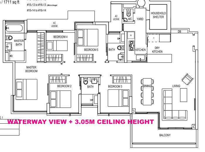 Terrace EC in Punggol, Terrace EC with no resale levy, Terrace EC T.O.P. soon