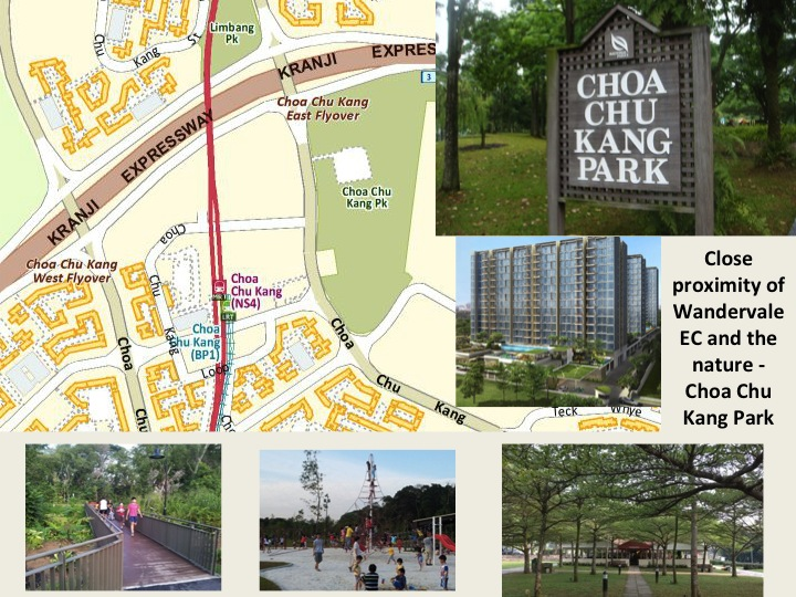 Wandervale EC in Choa Chu Kang CCk, Wandervale EC price discount, Wandervale Ec near MRT station