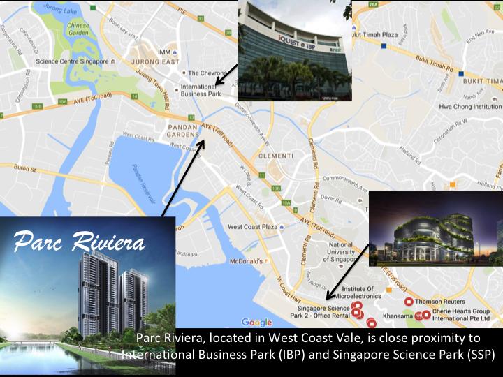 Parc Riviera condo, Parc Riviera located in West Coast, Parc Riviera Price discount