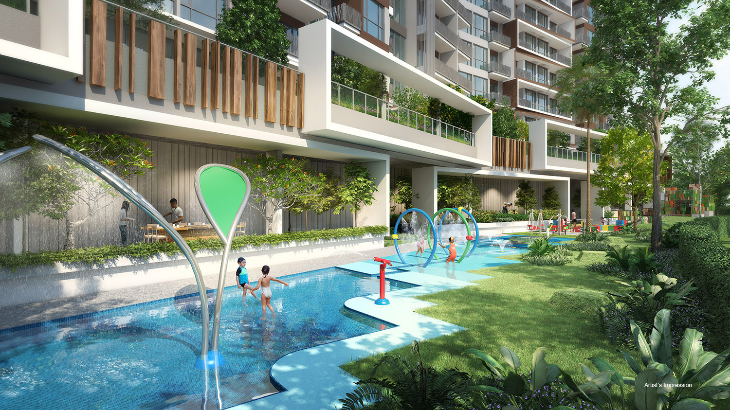 New condo temasekhome for The model apartment review