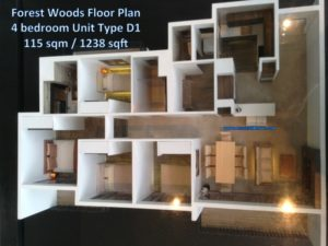 Forest Woods by CDL, Forest Woods located in Serangoon, Forest Woods near Serangoon MRT station