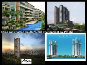 Twin View new condominium in West Coast, Twin View condo, Twin View Showflat