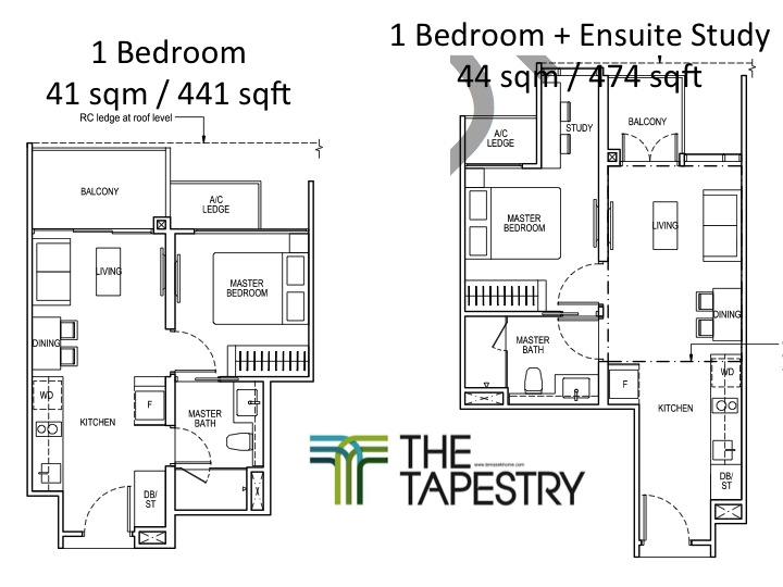 Tapestry condo, Tampines new condo by CDL, Tapestry in Tampines