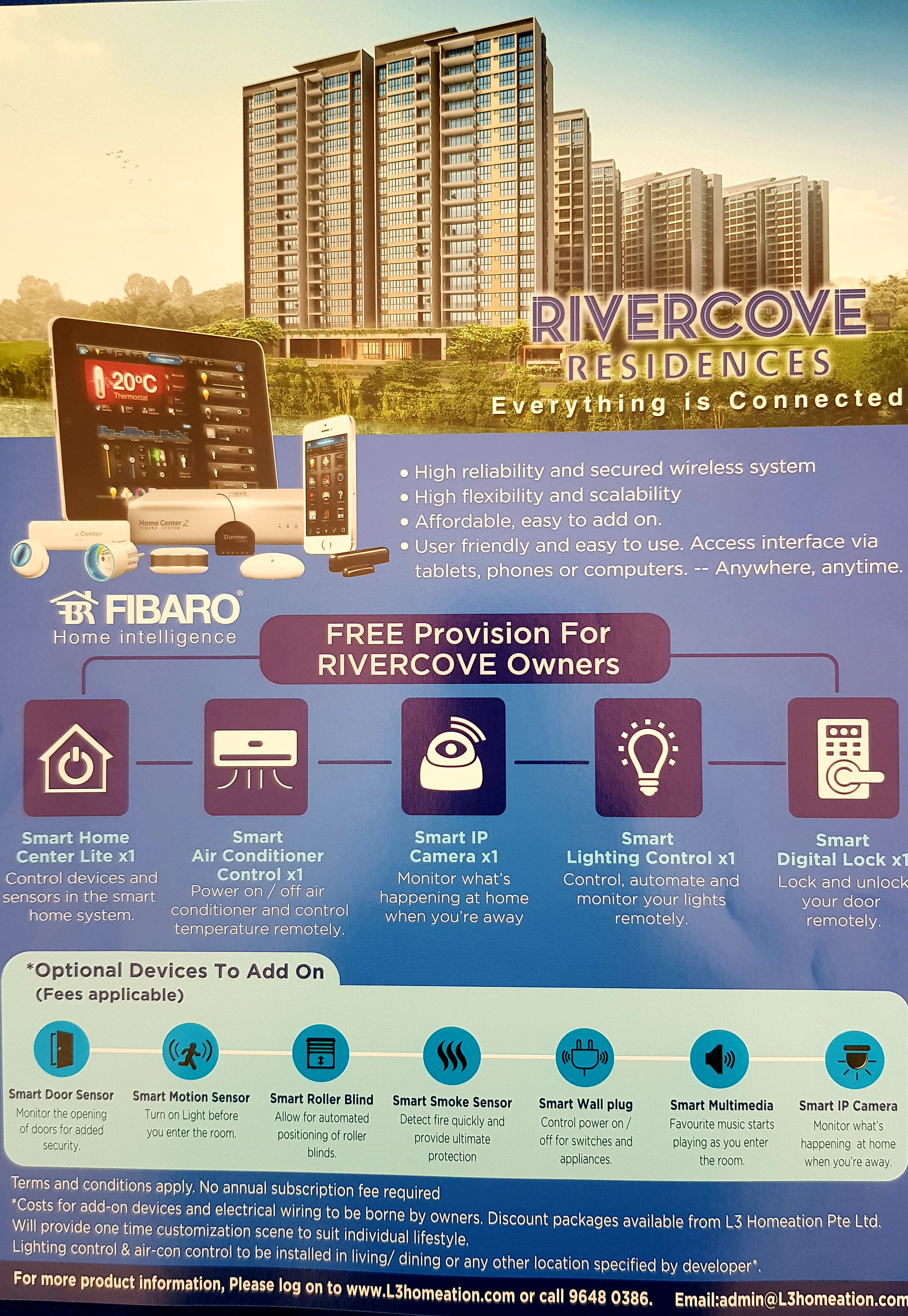 Rivercove EC in Sengkang, Rivercove EC floor plan, New executive condominium (EC) in Sengkang