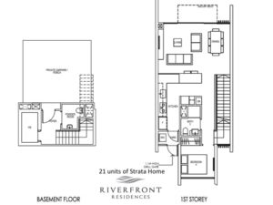 Riverfront condo Hougang, Hougang condo near Holy Innocents' Primary School, River front condominium