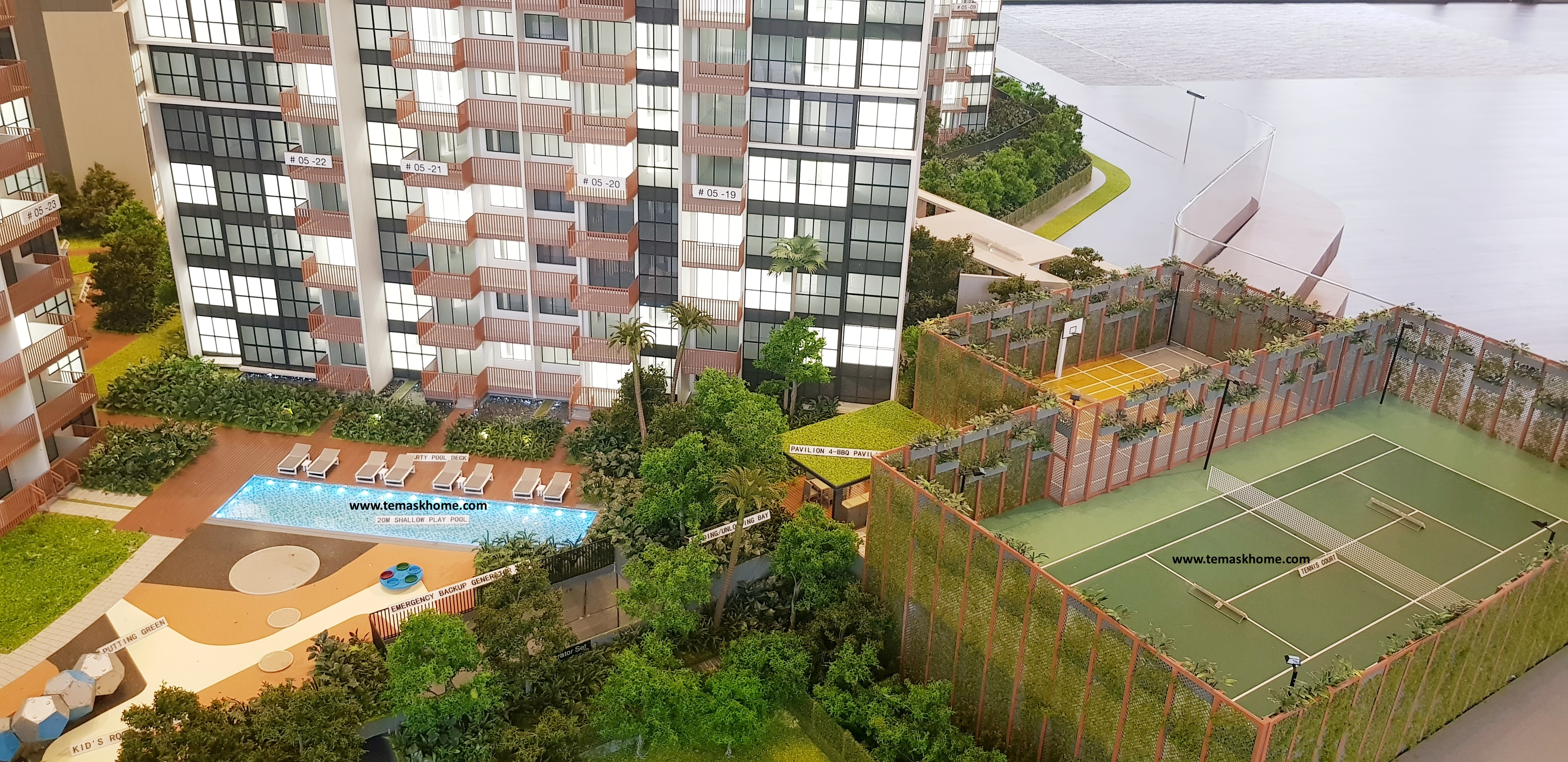Riverfront Residences in Hougang, Riverfront condo Hougang, Hougang condo near Holy Innocents' Primary School