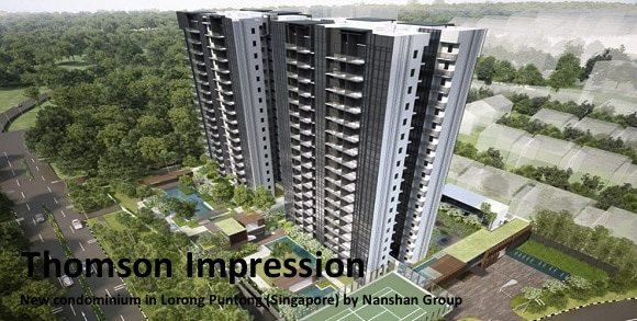 Stirling Residences new condominium in Stirling Road (Queenstown) near Queenstown MRT station Ikea Queensway Shopping
