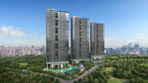 Stirling Residences condo, Stirling Residences in queenstown, Stirling condo near Queenstown MRT station