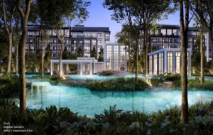 Mayfair Gardens condo in Bukit Timah, Mayfair Gardens near King Albert Park MRT station, Mayfair Gardens condo Price