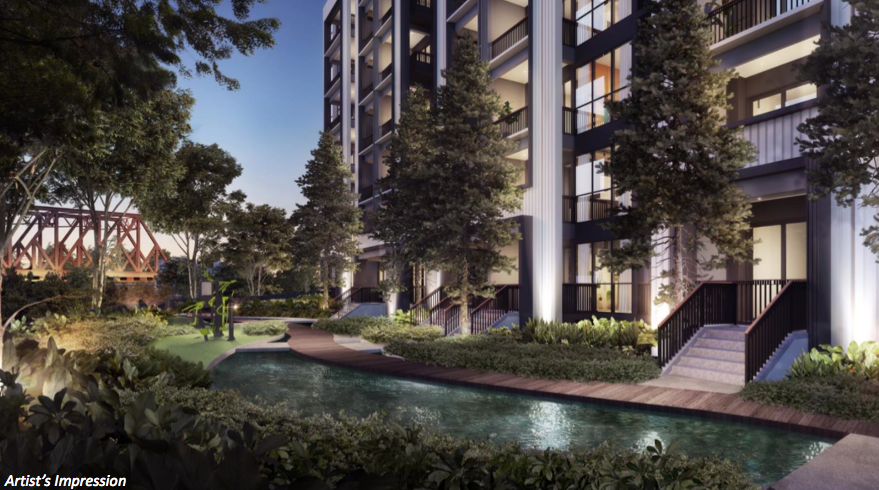 Mayfair_Modern condo in Bukit Timah, Mayfair Modern Price, condo near Methodist Girls' School Pei Hwa Presbyterian Primary and MRT station
