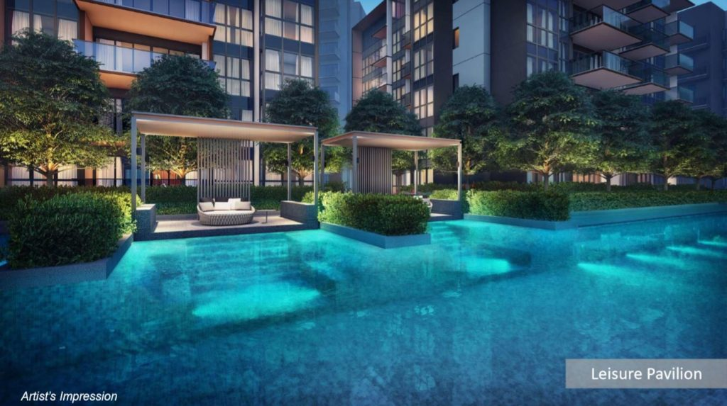 Fourth Avenue Residences, new condominium in Bukit Timah, condo at Sixth Avenue MRT station near Raffles Girls' Primary School