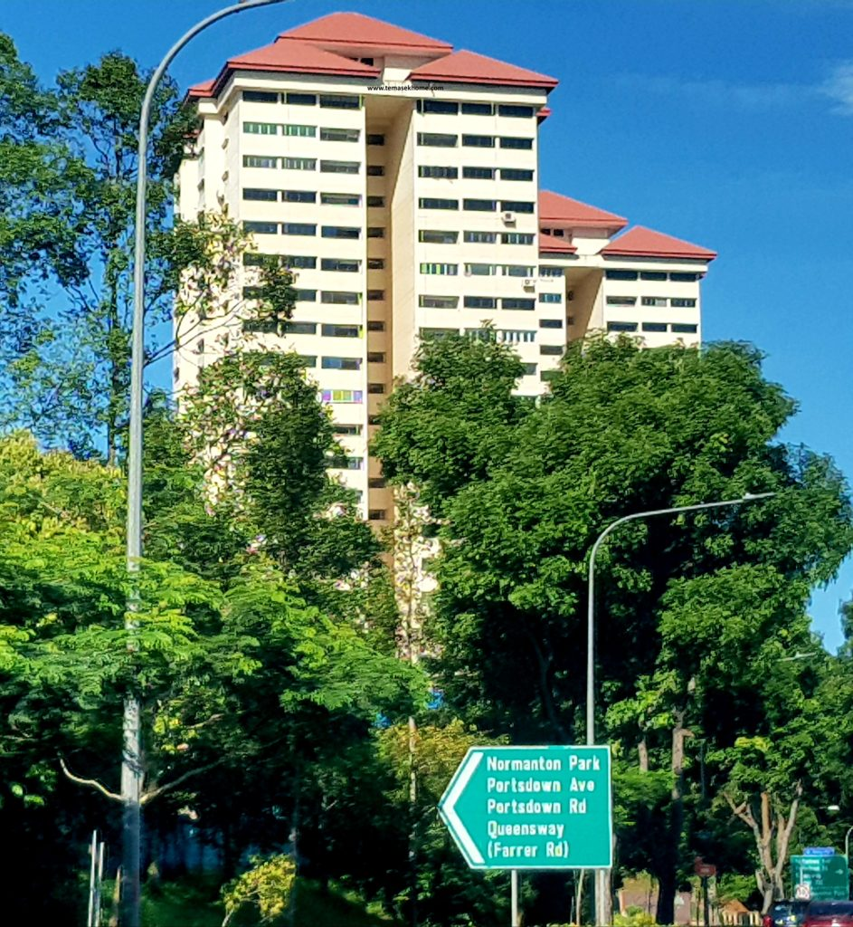 One Normanton, new condominium in Normanton Park, enbloc sale of Normanton Park by Kingsford Huray Development. One Normanton next to Singapore Science Park, One North, Mapletree Business City