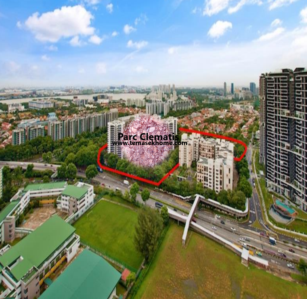 Parc Clematis condo in Clementi, Park West enbloc, Parc Clematis near Nan Hua primary and clementi MRT