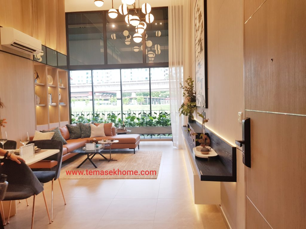 Parc Canberra executive condominium, EC near MRT station, cheap executive condominium