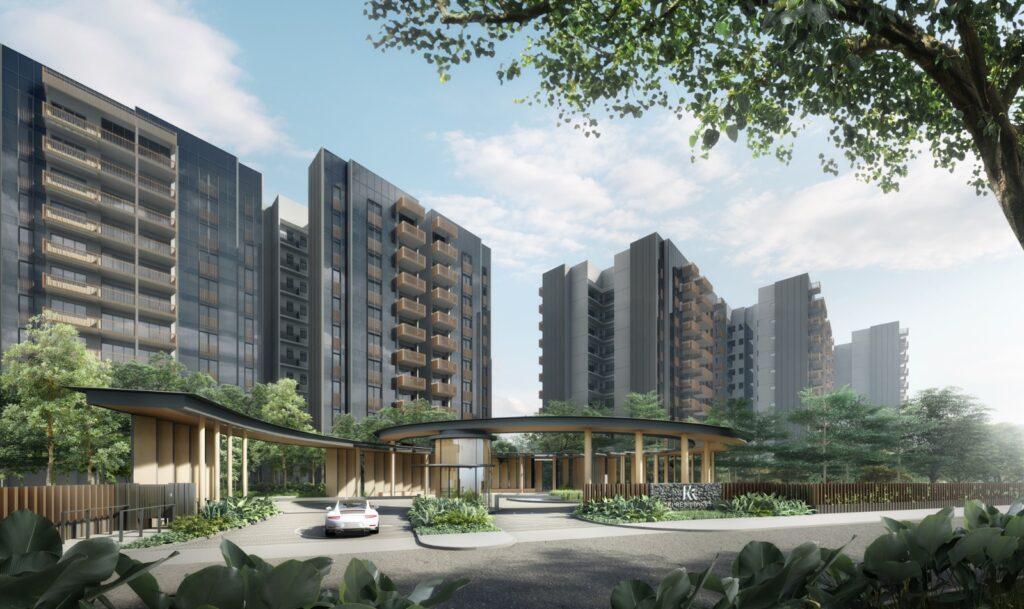 KI Residences at Brookvale, Brookvale condo, 999 year condo at Clementi
