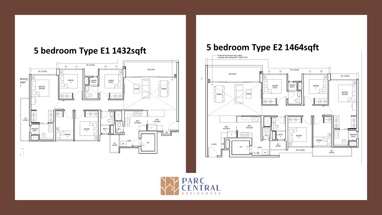 Parc Central Residences Ec At Tampines Temasekhome